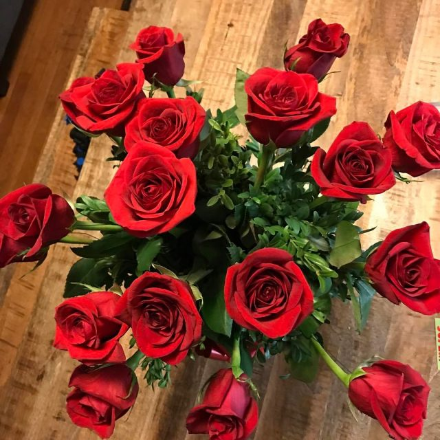 Beautiful roses from flowersbyjrlouandt The roses are so nice thathellip